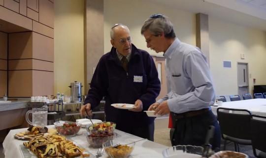 Rabbi Rudolph Retirement Video